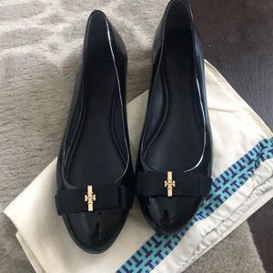 💕💕 NWT 💘 TORY BURCH Trudy Patent leather flat